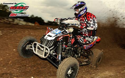atv motocross ama atv motocross pro racer john natalie can am ds450