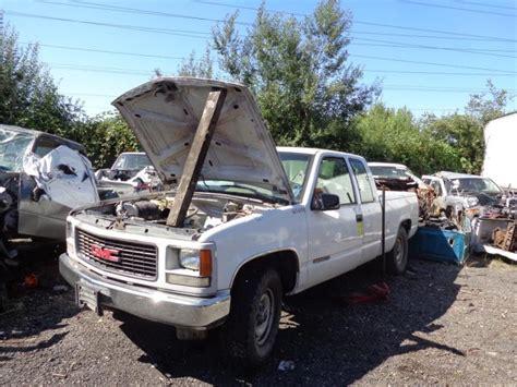 light truck parts portland oregon used 1996 chevrolet truck chevrolet 1500 pickup front body