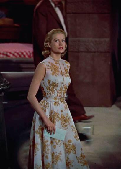 Grace Kelly Rear Window 1954 Dresses Outfits