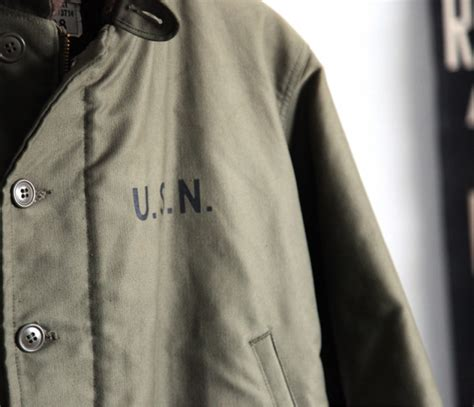 N1 Deck Jacket Spiewak by Iconic Menswear Review Of The Spiewak N1 Deck Jacket