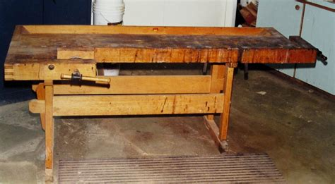 traditional danish workbench popular woodworking magazine