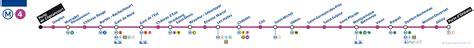metro ligne 4