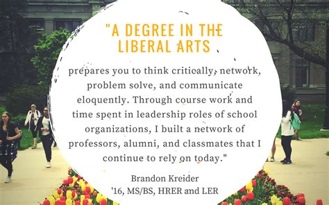 consulting careers  advantages   liberal arts