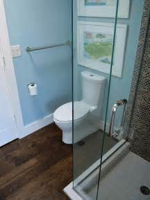 unique small bathroom ideas creative modern small bathroom ideas with blue aquatic wall