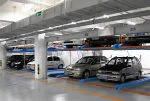 Basement Car Parking Designs