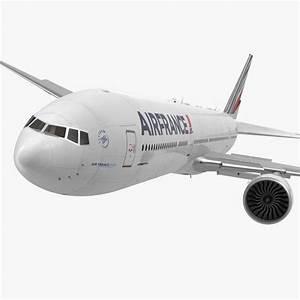 3D max Boeing 777 8x 777 8