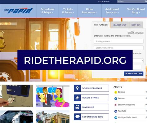 The Rapid Launches Revamped Website  Get On Board The