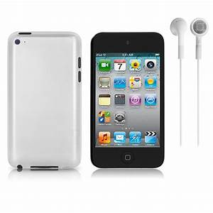 Apple iPod Touch 4th Generation (A1367) : 32GB - Silver ...