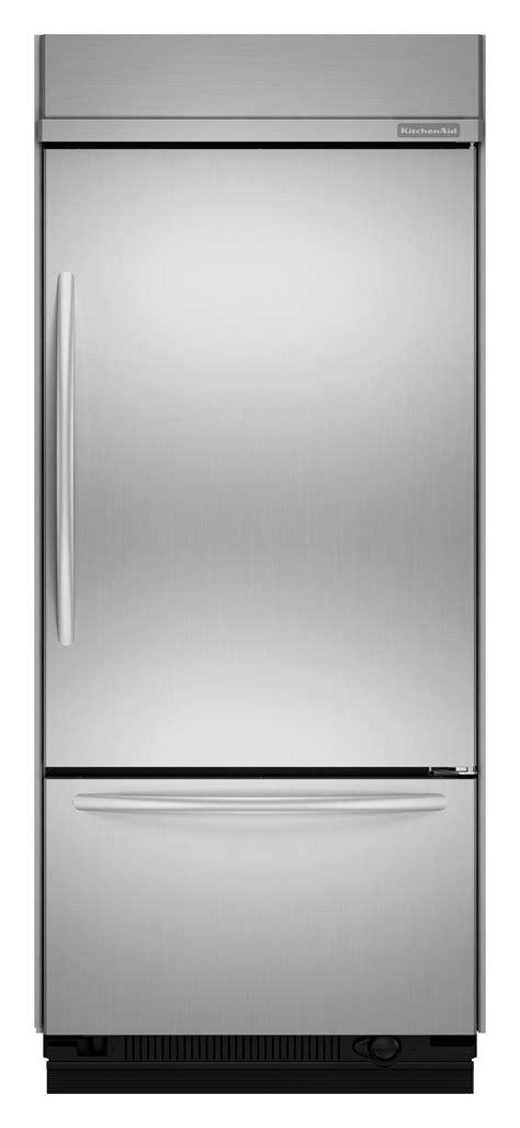 counter depth refrigerator dimensions kitchenaid kitchenaid kbrc36fts 20 5 cu ft counter depth built