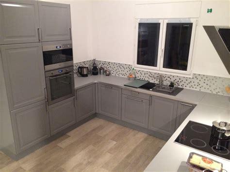en cuisine cuisine en bois couleur maison moderne