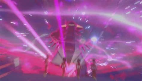 pokemon sword  shield legendary max raid battles