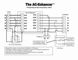 Hvac Wiring Diagram     Automanualparts Com  Hvac