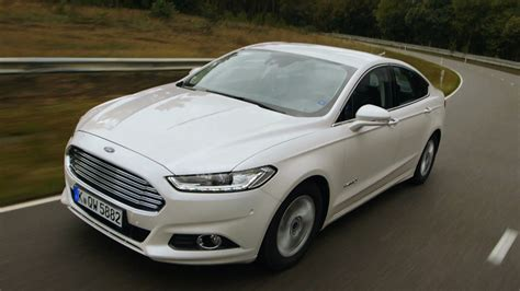 ford mondeo hybrid electric vehicle youtube