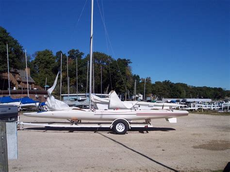 Scow Sailboat For Sale by 1989 Melges E Scow Sailboat For Sale In Wisconsin