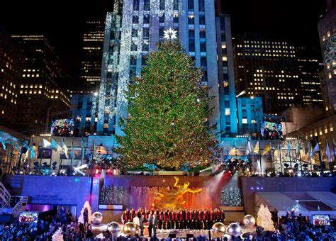 nyc christmas tree lighting 2017 christmas in new york 2018 rockefeller center christmas tree
