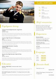 Cover Letter Example For Emirates Cabin Crew Templates Flight Attendant Resume Experience Sample