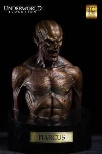 Underworld Evolution Marcus Bronze Bust  18130    Cinemaquette   Bringing The Magic Of The