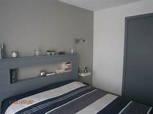 meuble chambre a coucher algerie With peinture grise pour chambre