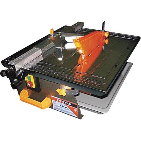 coupe carreaux 233 lectrique dexter 750 watts 180mm
