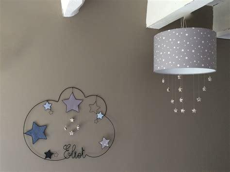 chambre etoile abat jour suspension pour decoration de chambre d 39 enfant