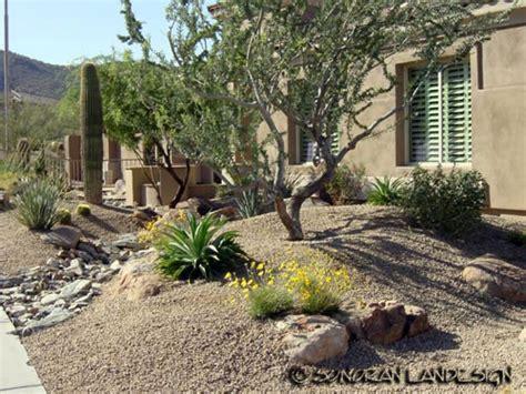 Desert Garden Design Desert Landscape Design Ideas Outdoor
