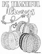 Coloring Thanksgiving Printable Relax Adults Ink Really sketch template