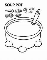 Coloring Soup Stone Preschool Vegetable Kolorowanki Stew Pot Wombat Dinosaur Aktywności Przedszkolu Sheets Literacy Activities Pizza Kindergarten Visiter Bible Templates sketch template