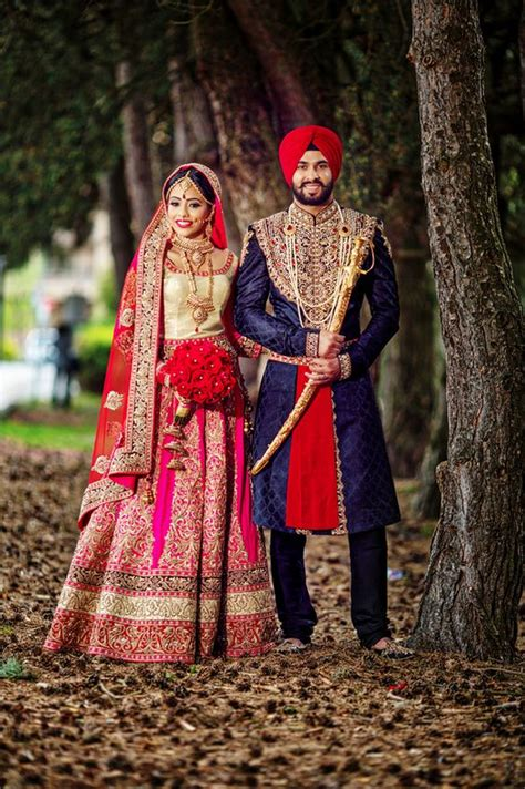 Wallpapers  Images  Picpile Punjabi Couple Wedding