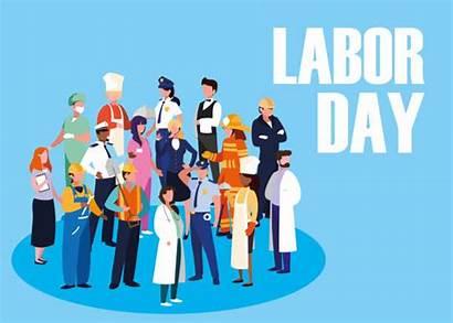 Labor Vector Illustrations Clip Labour Celebration