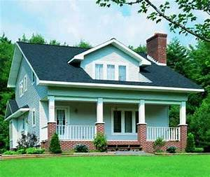 Cottage, Style, House, Plan, Ft