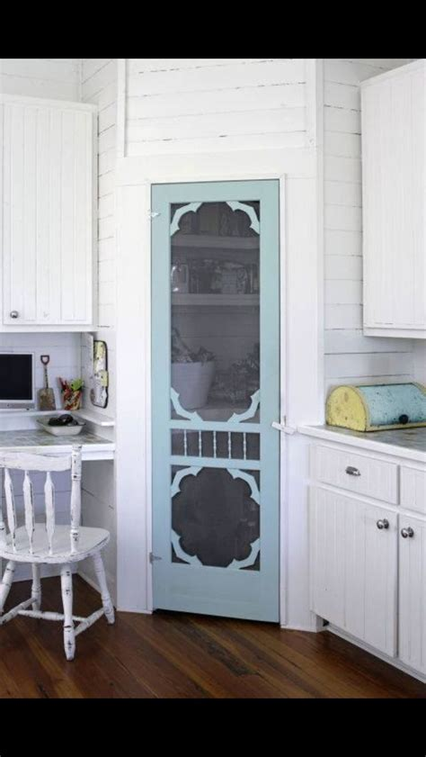 farmhouse pantry door kitchen   corner pantry