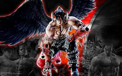 Tekken Jin Kazama Wallpapers Devil Games Desktop