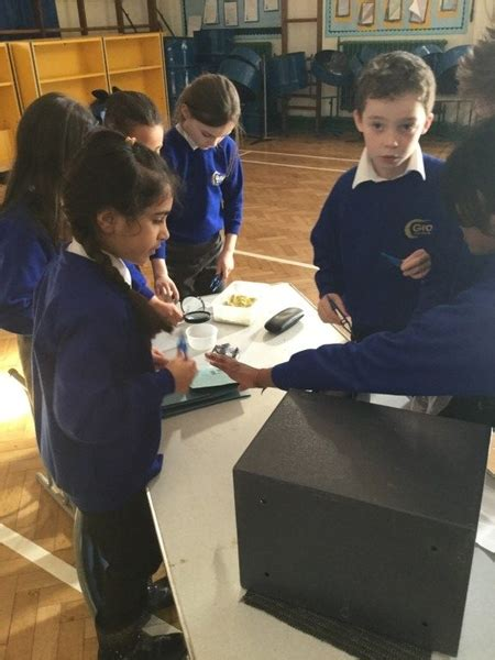 science week grange primary