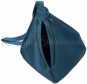 "XXL Extra Large Bead Bag Two Zip 14""x7"""