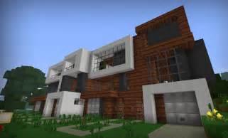 Minecraft Modern Town House