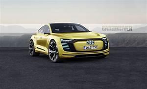 Audi E Tron Gt : 2021 audi e tron gt what we know about the porsche based sports car news car and driver ~ Medecine-chirurgie-esthetiques.com Avis de Voitures