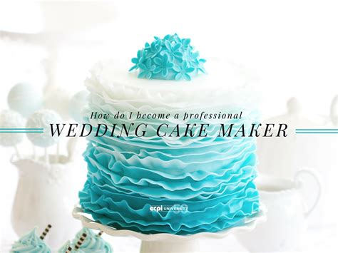 professional wedding cake maker