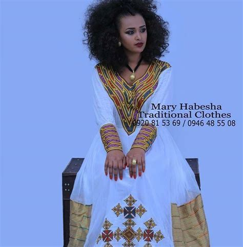 Mary habesha traditional clothes - Home