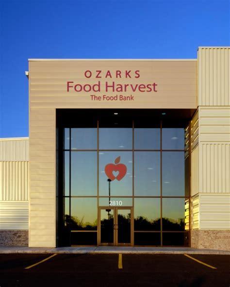 Ozark Food Harvest   Creative Design Consultants