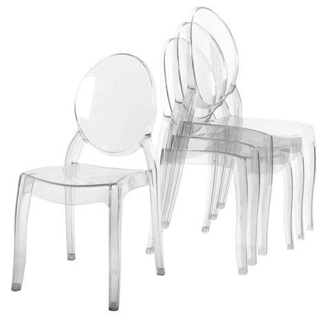 chaises transparentes fly chaise plexi transparente achat vente chaise plexi
