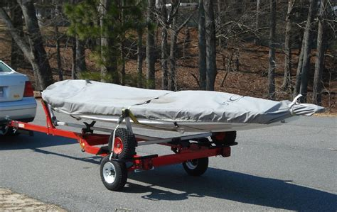 Boat Trailer Vibration by Right On Dolly Trailer System Seitech Dolly System