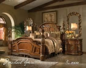 Buy Villa Valencia Bedroom Set by AICO from www ...