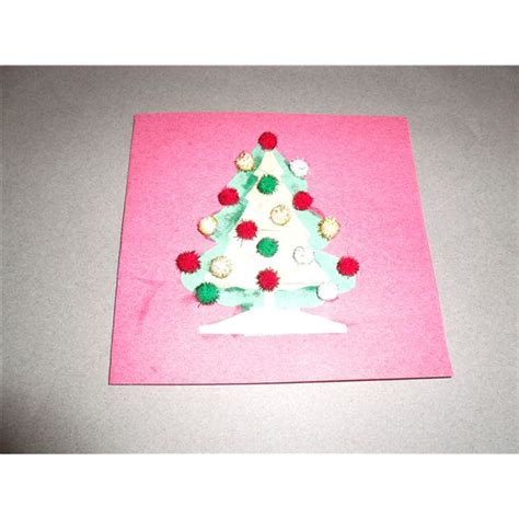 Two Ideas For Personalized Handmade Preschool Christmas