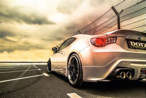 dotz shift toyota gt picture