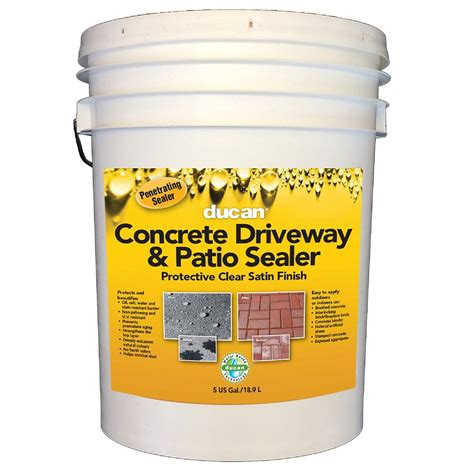 concrete asphalt repair sealers  home depot canada