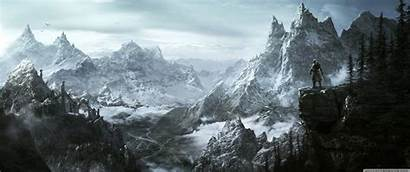 Skyrim Scrolls Elder Switch Poster Pc Xbox