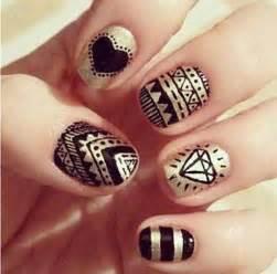 nailart design simple black nail designs supplies for beginners girlshue