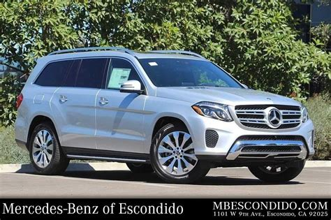 Gls 450 wheels start at a sizable 20 inches and can go up to 21. New 2019 Mercedes-Benz GLS GLS 450 SUV in Escondido # ...
