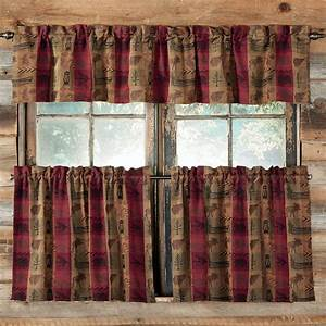 Western Kitchen Curtains - Home Design Ideas and Pictures