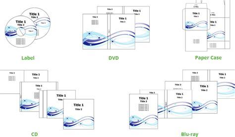 crear un templates con listas de audio creador de etiquetas de cd y dvd programa para hacer